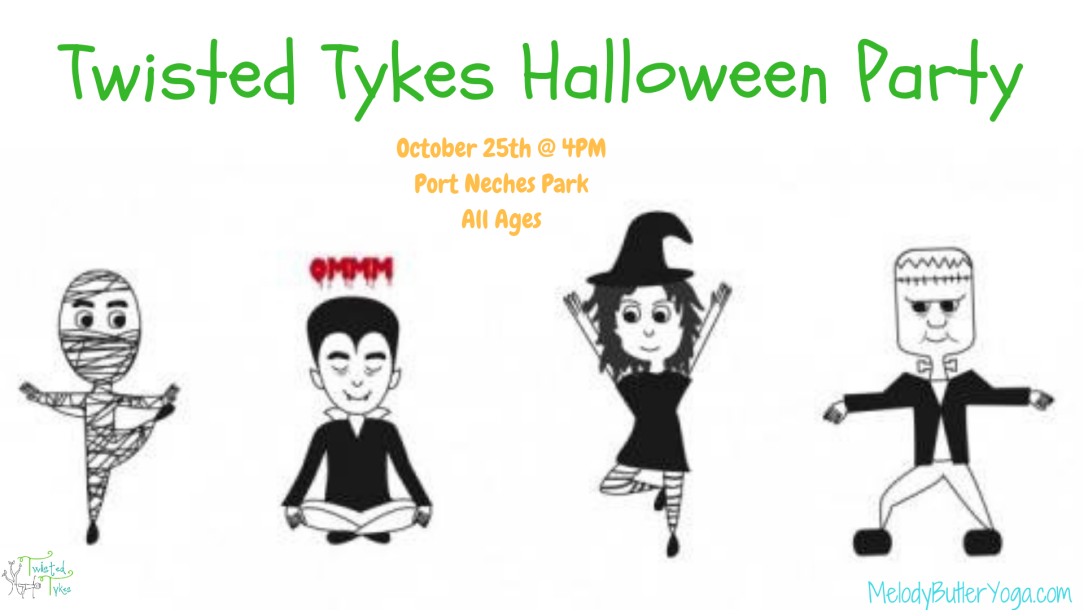 Twisted Tykes Halloween Party