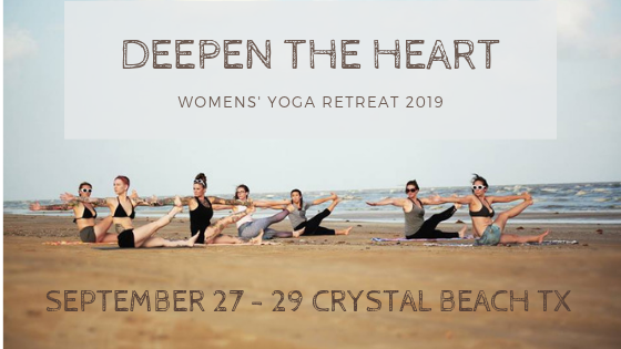 deepen the heart 2019