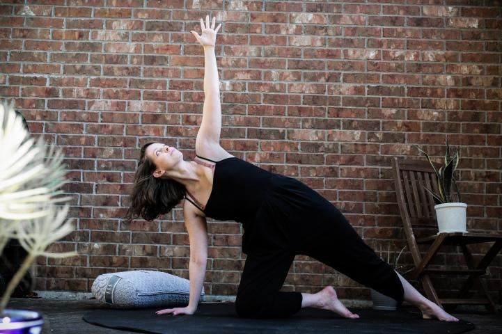 prenatal side plank full